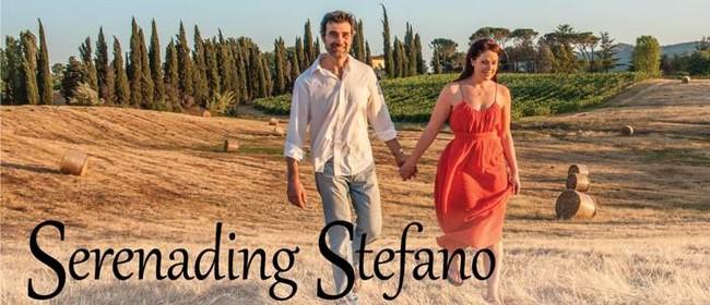 Serenading Stefano