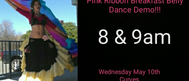 Pink Ribbon Belly Dance Demo