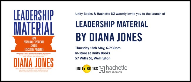 Launch - Leadership Material By Diana Jones