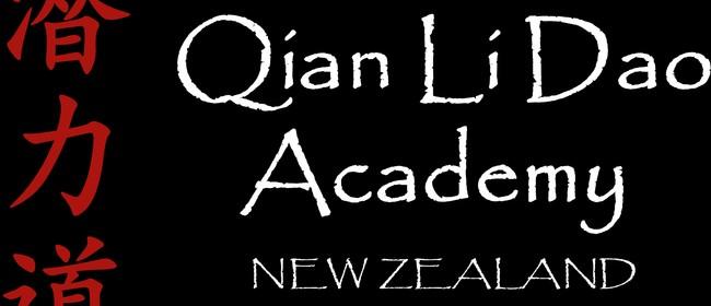 Wing Chun Workshop with Sifu Dana Wong