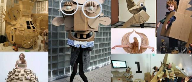 Matariki Parade Cardboard Creations Workshop