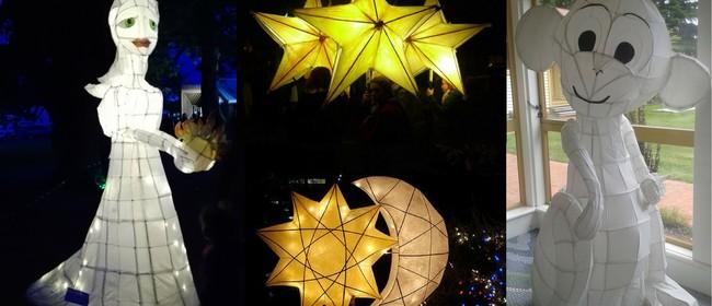 Matariki Parade Lantern Making Sessions