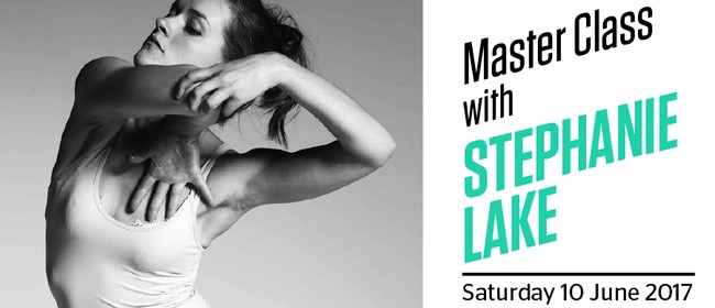 Dance Masterclass With Stephanie Lake