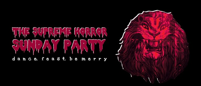 The Supreme Horror Party