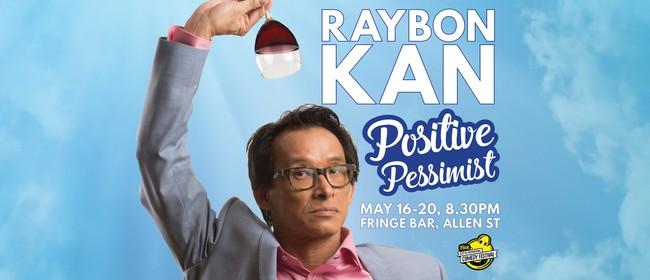 Raybon Kan: Positive Pessimist