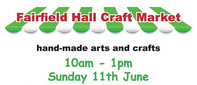 Fairfield Hall Craft Market