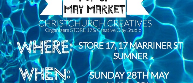 Pop Up - May Market