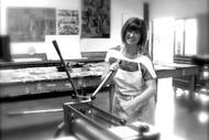 Printmaking Masterclass With Lisa Feyen