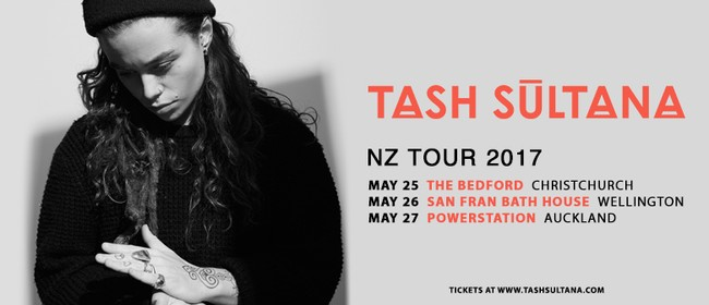 Tash Sultana New Zealand Tour 2017: SOLD OUT