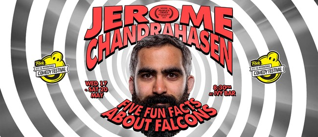 Five Fun Facts About Falcons - NZ International Comedy Fest