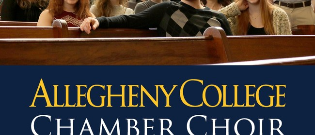 Allegheny Chamber Choir from USA In Concert