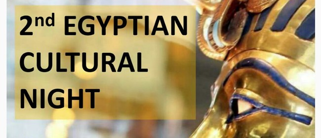 2nd Egyptian Cultural Night