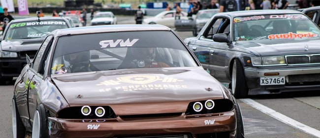 New Zealand Winter Drift Matsuri 2017