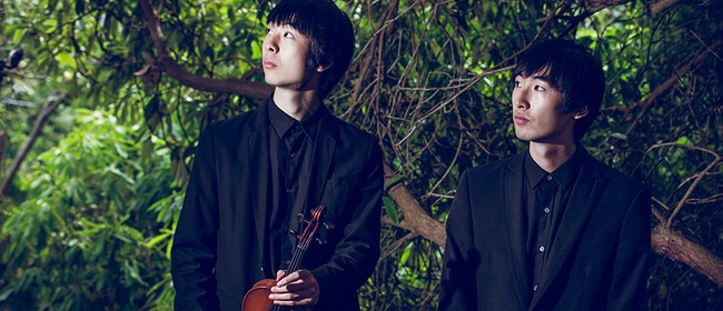 Violin & Piano Duo Recital - Isomura Brothers