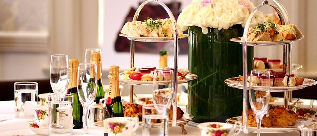 Charity High Tea