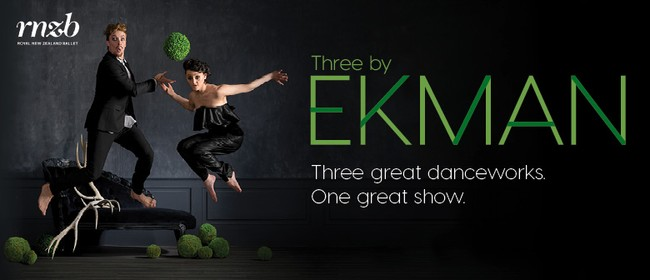 Three By Ekman