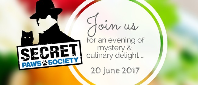 SPCA Wellington Secret Paws Society Dining Event