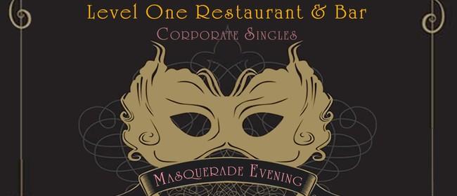 Corporate Singles Masquerade Evening