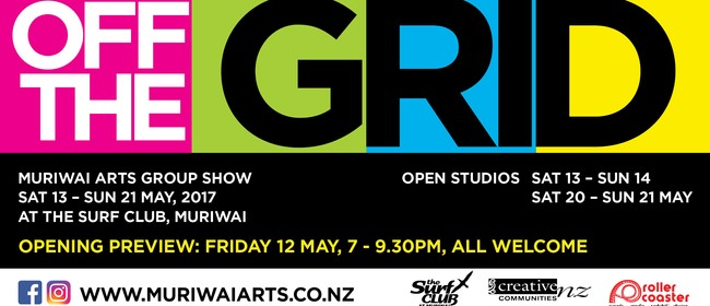 Muriwai Arts - Off the Grid