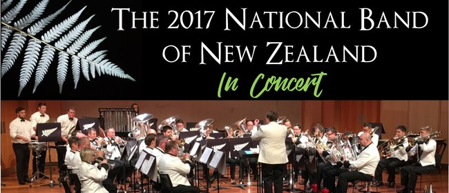 The National Band of New Zealand - In Concert