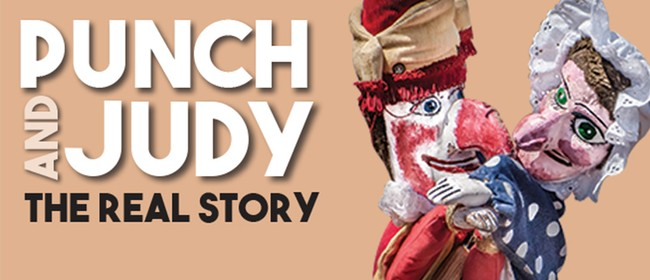 Punch & Judy - The Real Story