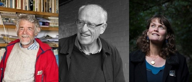 Well Versed - A Marlborough Book Festival Poetry Panel