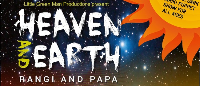 Heaven and Earth - Matariki 2017