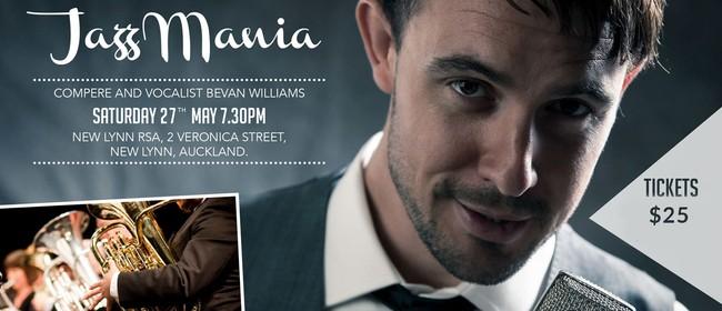 Jazz Mania Concert Featuring Bevan Williams