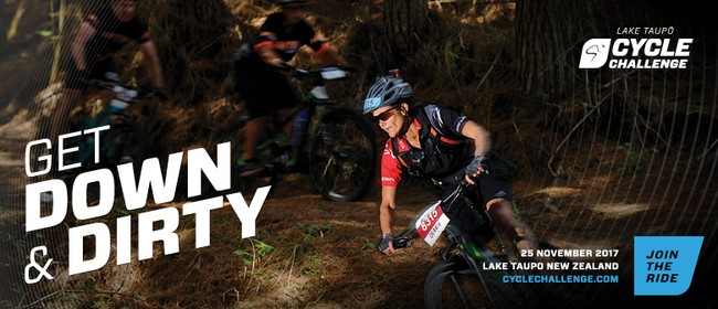 Huka MTB - Lake Taupo Cycle Challenge