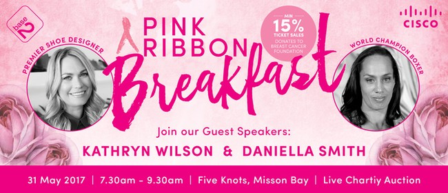 Pink Ribbon Breakfast With Base-2