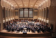 The University of Notre Dame Concert Band