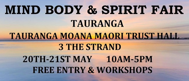 Tauranga Mind Body Spirit Fair