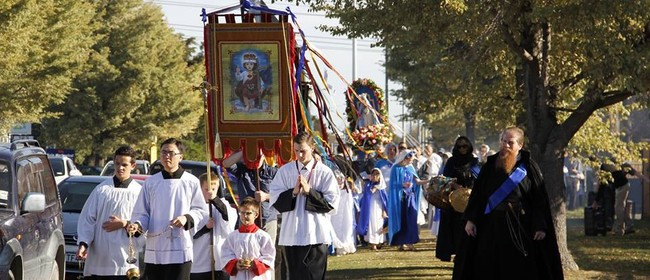 2017 Maryfest, Grand Procession and Consecration