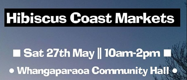 Hibiscus Coast Markets