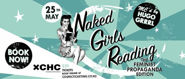Naked Girls Reading - The Feminist Propaganda Issue