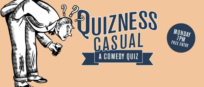 Quizness Casual - A Comedy Quiz