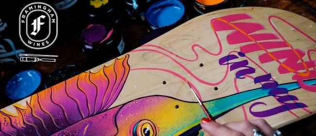 Board Art Exhibition