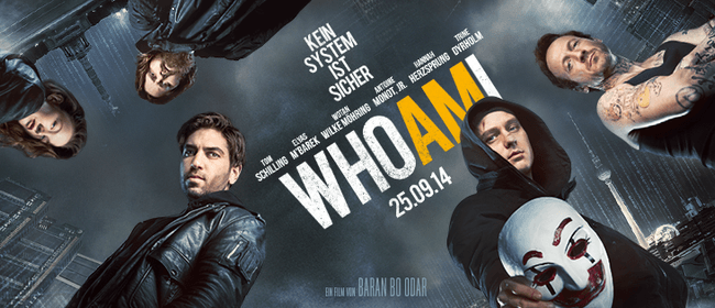 German Film Screening - Who Am I - No System Is Safe