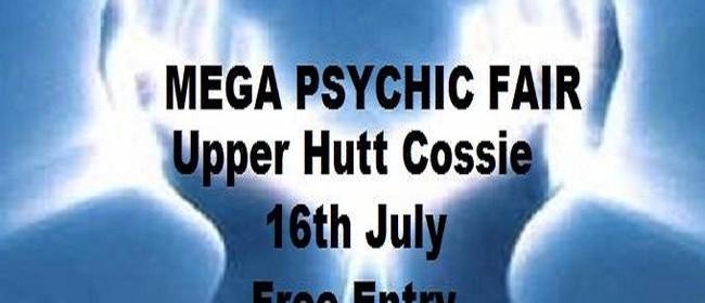 Mega Psychic Fair Upper Hutt