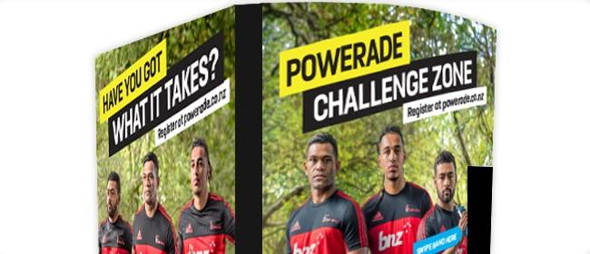 The POWERADE Challenge Zone