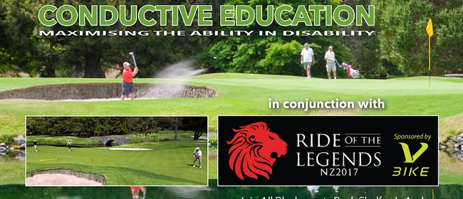Ride of The Legends Charity Golf Tournament