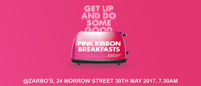 Pink Ribbon Breakfast hosted by Epsom MP David Seymour