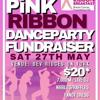 Pink Ribbon Dance Party
