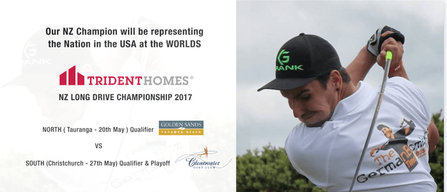 Trident Homes NZ Long Drive Championship 2017