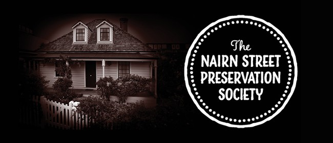 Nairn Street Preservation Society: Pinhole Camera
