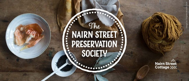 Nairn Street Preservation Society: Nature's Threads