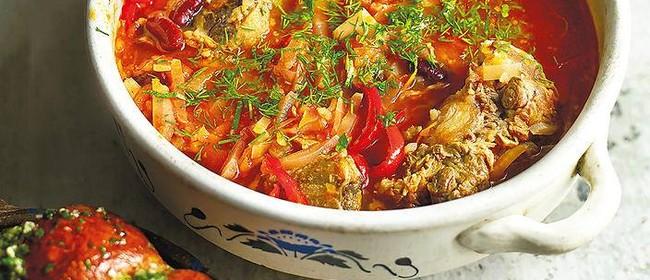 Borshch: Nutritional Eastern European Food