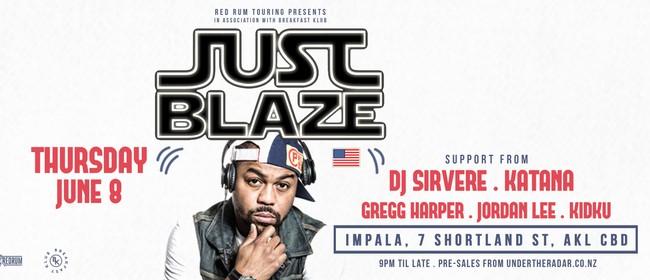 Just Blaze (USA)