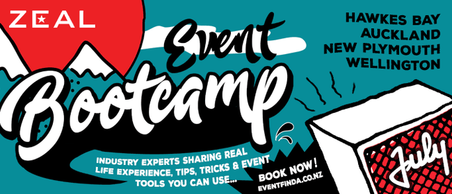 Zeal Event Bootcamp - Auckland