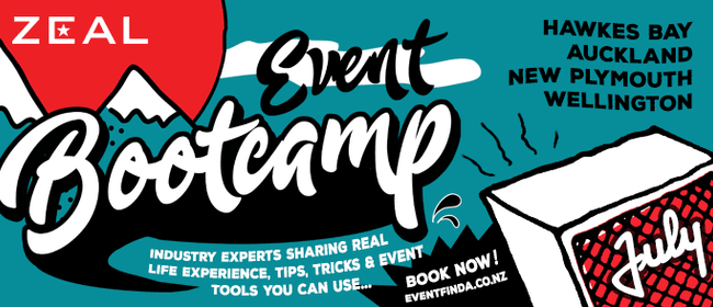 Zeal Event Bootcamp - Hawkes Bay